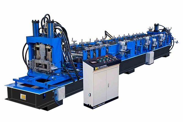 C/Z Roll Forming Machine Project