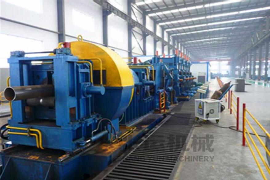 China hollow elevator guide forming machine in Russian Market