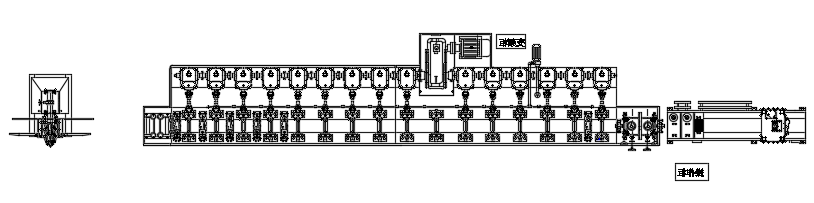 layout of drawer slide production line.png