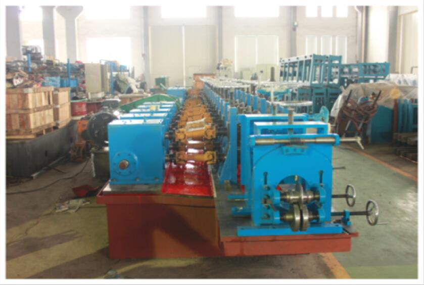 Importance of elevator guide rail roll forming machine